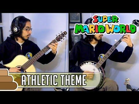 Koji Kondo - Athletic Theme (Super Mario World)