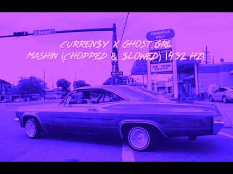 Curren$y - Mashin (Chopped & $lowed) |432 Hz|
