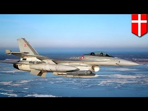 Ukraine crisis: Denmark to send F-16 to the Baltics to expand military support