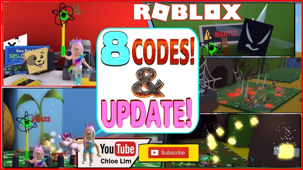 Roblox Gameplay Bee Swarm Simulator 8 New Codes New Bees - all new codes in bee swarm simulator new update roblox