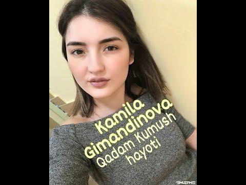 Kamila Gimandinova Biografiyasi / Qadam Serialidagi Kumush Hayoti
