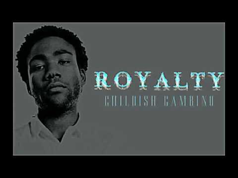 Childish Gambino  - Royalty (Full Mixtape Album)