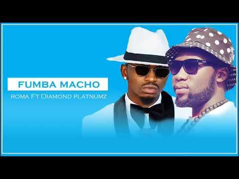 Download ROMA Ft DIAMOND PLATNUMZ FUMBA MACHO Official Audio