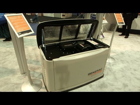 Generac's quieter, fuel-saving generator | Consumer Reports