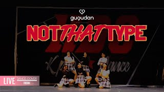 [LIVE] gugudan(구구단) - 'Not That Type' | COVER BY FIRSTAR