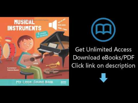 Download Musical Instruments - My Little Sound Book (My Little Sound Books) PDF
