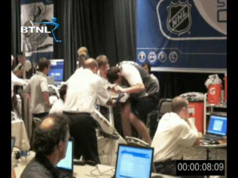 Simon Despres WIngate Test - NHL COmbine 2009