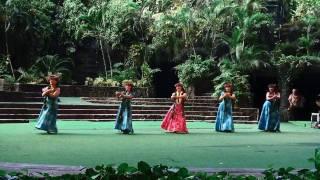 Polynesian Cultural Center hula Japan group