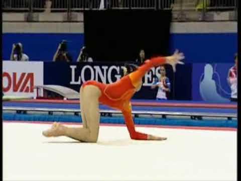 Yang Yilin (CHN) - 2009 Worlds AA FX