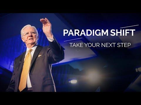 Paradigm Shift | Take Your Next Step