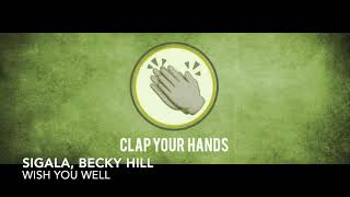 Sigala, Becky Hill - Wish You Well Video