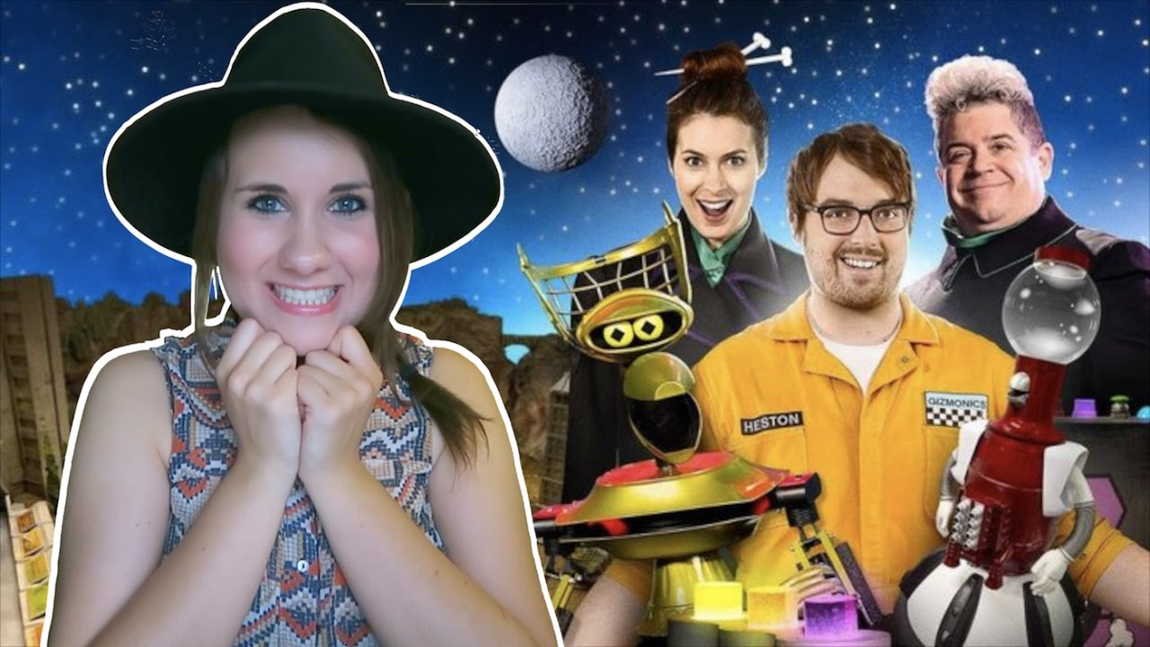 Download Rachel Reviews: Mystery Science Theater 3000: The Return (MST3K Season 11) || Adorkable Rachel