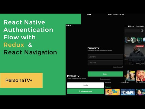 Managing React Native Authentication with Redux & React Navigation thumbnail