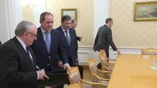 С.Лавров и С.Букадум