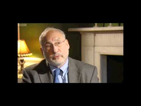 Joseph Stiglitz on Newsnight Scotland