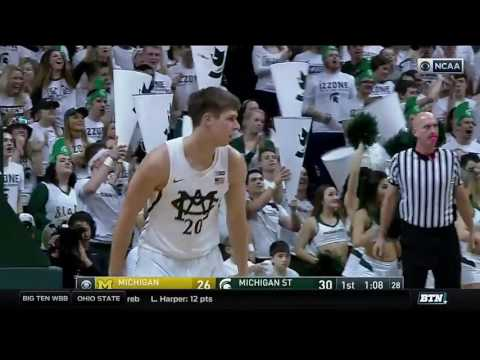 Michigan at Michigan State - Men
