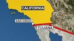 U.S. closes San Ysidro port of entry between San Diego and Tijuana, Mexico