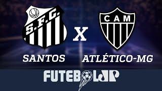 Santos 3 x 2 Atlético-MG - 24/11/2018 - Brasileirão