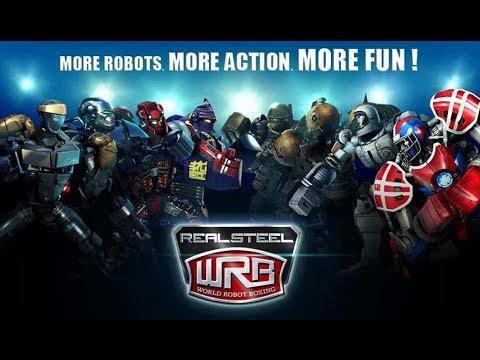 [รีวิวเกมเกรียน] Real Steel World robot boxing โดยเซียน m00ping