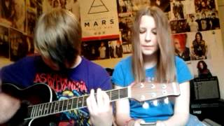 Download jump then fall (acoustic cover) MP3 song and Music Video