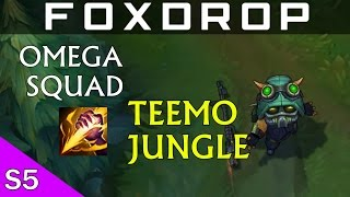 Omega Squad Teemo Jungle - League of Legends