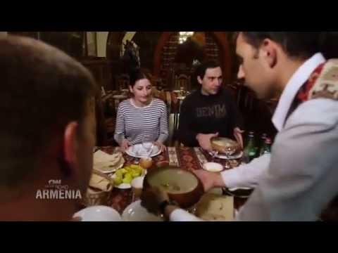On The Road Armenia - CNN documentary