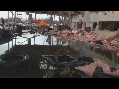 Tornado Outbreak Leaves Deadly Trail of Destruction