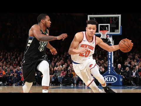 Youngsters Lead Knicks Past Bucks: Highlights & Analysis | New York Knicks | MSG Networks