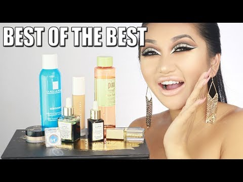 BEST BEAUTY PRODUCTS OF 2017    ULTIMATE FAVOURITES!