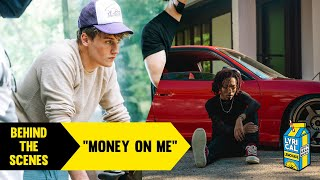 """Behind The Scenes of Lil Tecca's Money On Me"""" Music Video"""