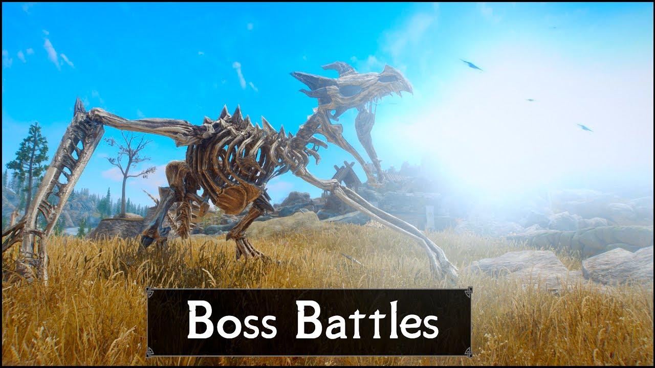 Skyrim: 5 More Boss Battles in The Elder Scrolls 5: Skyrim thumbnail
