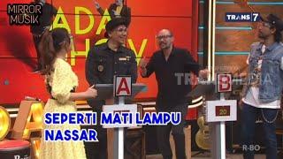 Yoyo Piyu vs Rossa Fadly dalam Adu Wawasan Musik di Acara ADA Show Ari Lasso