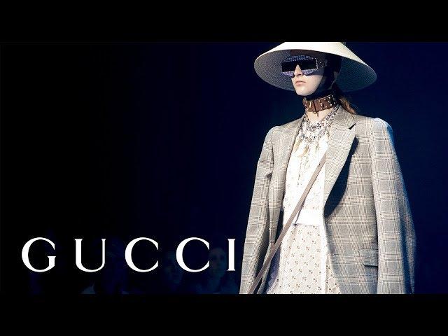 Gucci Spring Summer 2018 Fashion Show: Short Edit
