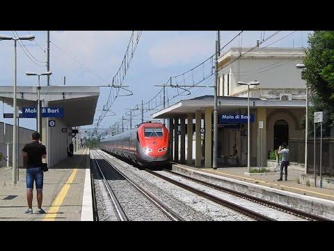 Trenitalia: IL PRIMO FRECCIAROSSA PER LECCE!