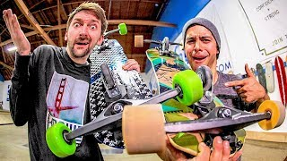 WHAT ARE THE FREEBORD OLYMPICS?!
