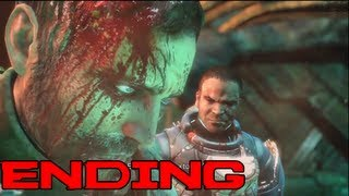 Repeat youtube video Dead Space 3 - Ending and After Credits Scene