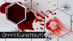 Basteln | KUNSTBLUT | SELBER MACHEN I HALLOWEEN