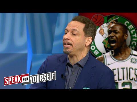 Chris Broussard on Cleveland's 'organizational fatigue', Celtics Gm 1 win | NBA | SPEAK FOR YOURSELF