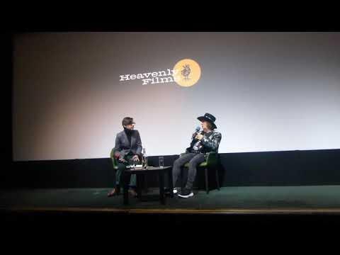 Dave Hill (Slade) at Regent Street Cinema Part 5 Mp3