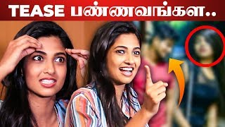 """CLUB-la Eve-Teasing.."" – Keerthi Pandian Narrates Real Life Shocking Incidents"