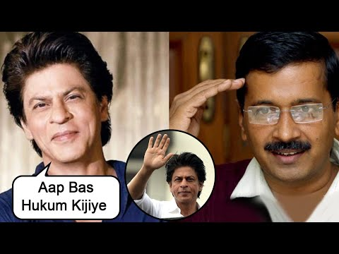Shah Rukh Khan's SWEETEST Reply To Delhi CM Arvind Kejriwal On His DONATION For Lockdown In India