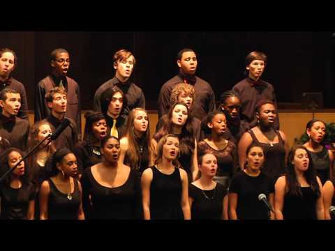 Vocal Rush and Chamber Choir-The World for Christmas