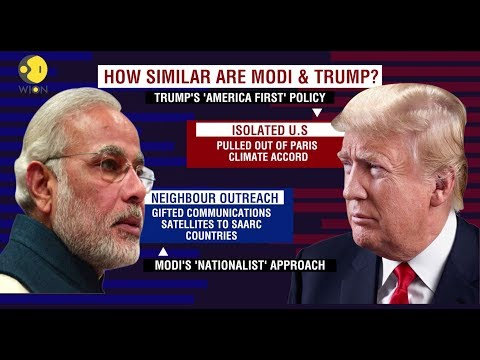 WION in Washington: Washington rolls out red carpet for Modi