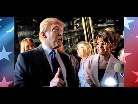 • NBC Analysts say Palin endorsement could tilt race to Trump • 1/19/16 •