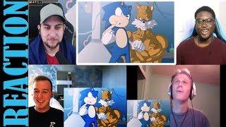 Sonic the Hedgehog: The Dark Secret (Animation) REACTIONS MASHUP
