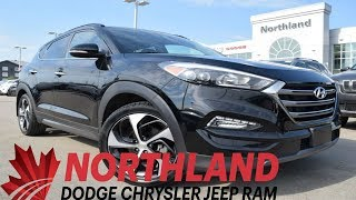 Walk Around 2016 Hyundai Tuscon Ultimate | Northland Dodge | Auto Dealership in Prince George BC