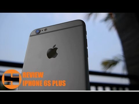 Review iPhone 6s Plus Indonesia