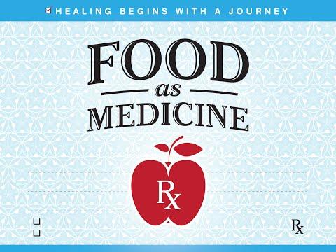 Food As Medicine Kickstarter Campaign
