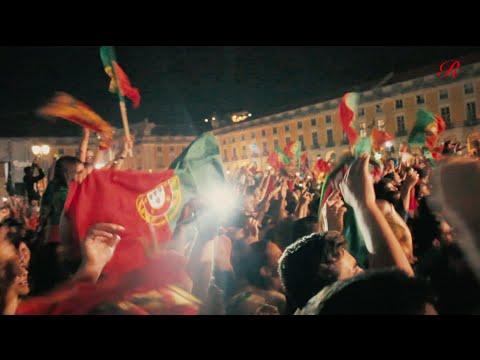 Portugal Campeão Euro 2016 // lavieenrouge.pt