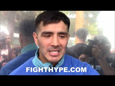 BRANDON RIOS RIPS LOMACHENKO POUND-FOR-POUND RANKING; BLAMES MEDIA FOR OVERHYPING FIGHTERS
